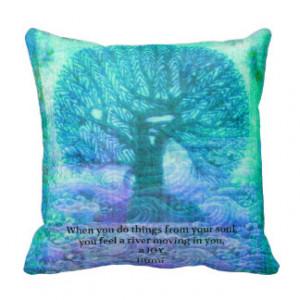 Rumi Quote Cushion Designs