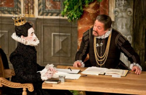 byronic:Mark Rylance (Olivia) and Stephen Fry (Malvolio) in Twelfth ...