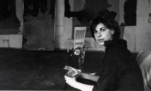 Helen Frankenthaler, Abstract Expressionist Painter
