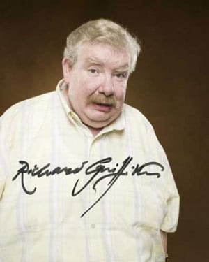 Richard Griffiths Quotes