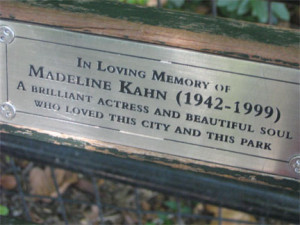 John Hansbury Madeline Kahn