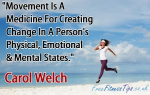 ... In A Person's Physical, Emotional & Mental States.
