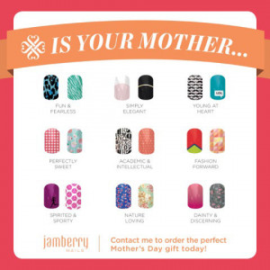 ... Nails Say About Your Personality and A Great Mother's Day Gift Idea