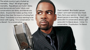 Chris Rock :)