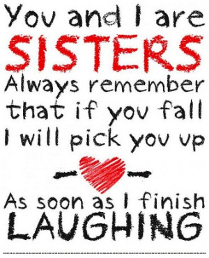 Sisters - quotes Photo