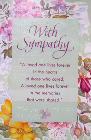 Deepest Sympathy Quotes Loved Ones Images