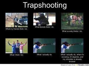 Real Trapshooting @Christina & Crawford