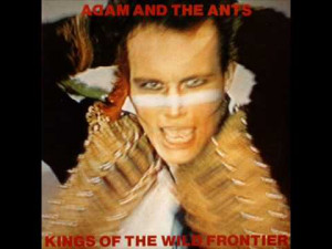 Adam Ant Prince Charming Make Up