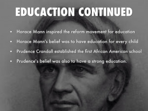 Displaying Images For - Education Reform Movement Horace Mann...
