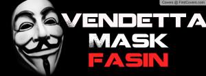 Vendetta Mask Profile Facebook Covers