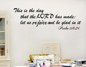 Religious Wall Decal Quotes