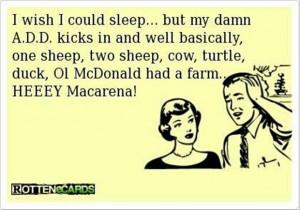 sleep quotes funny