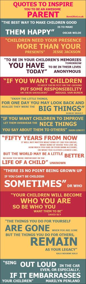 Parenting Quotes