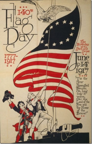 many National Flag Day quote