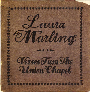 Laura Marling Verses From The Union Chapel CD