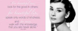 Love Quotes By Audrey Hepburn Wallpapers: Audrey Hepburn Quotes Image ...