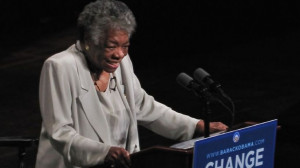 Maya Angelou, best-selling author and poet will be honored with a ...