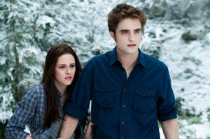New Bella and Edward still from Eclipse