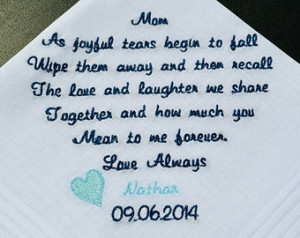 Wedding Gifts For Your Mother Step Mother Grandmother Personalized ...