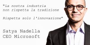 Chi è Satya Nadella: Tutto sul nuovo CEO di Microsoft
