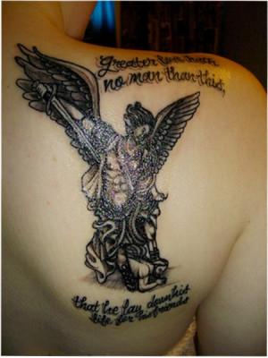 Law Enforcement Tattoos