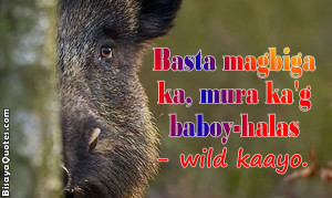 Bisaya Love Quotes Sayings