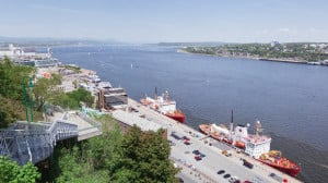 St Lawrence River Quebec
