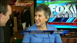carly fiorina argues the state should not receive a bailout carly