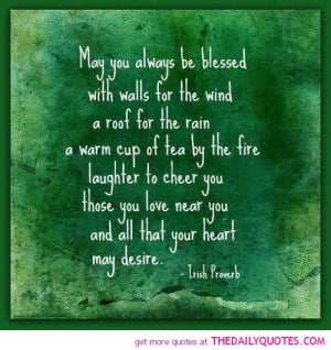 Irish Proverbs About Friends May-you-always-be-blessed- ...