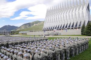 ... Air Force Academy in Colorado Springs, Colo. (U.S. Air Force U.S. Air