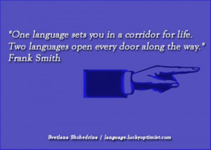 Language Quotes and Text Pictures / Learn Languages
