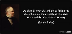 More Samuel Smiles Quotes
