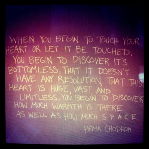 Quotes pema chodron quote , pema chodron quotes , quotes by pema ...