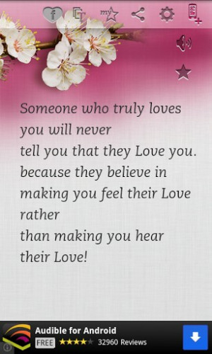 Send and share these breathtaking love quotes to your lover's ...