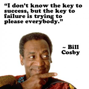 Bill Cosby quote