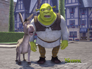 Free wallpapers Shrek