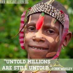 Untold millions are still untold