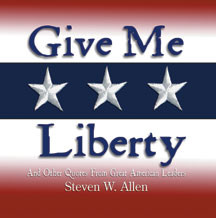 in give me liberty and other quotes from great american leaders award ...