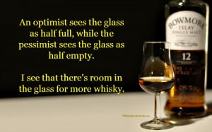 The Celt and the Whisky Glass