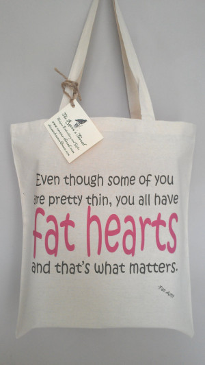 Fat Amy Pitch Perfect Quote Even though some of you are pretty thin ...