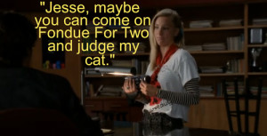 Funny Glee Quotes Brittany