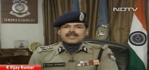 Vijay Kumar Ips Was Madras