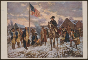 Valley Forge and Barren Hill