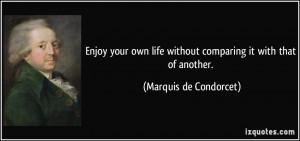 More Marquis de Condorcet Quotes