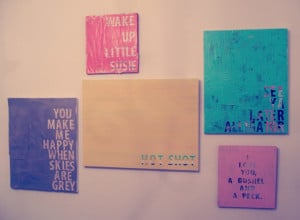 Quotes of an amazing Father (DIY Quotes on Canvas) | Southern Belle ...