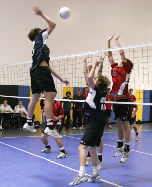 Middle Hitter Plays