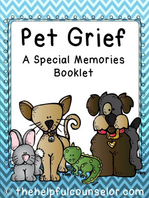 Pet Grief Special Memories...