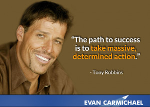 Tony Robbins Quotes On Success