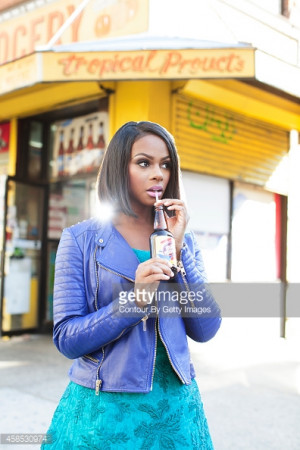 Tika Sumpter Gotham Magazine December 2013 News Photo
