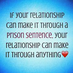 Prison Wife Life